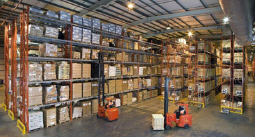 Simmonds Warehouse